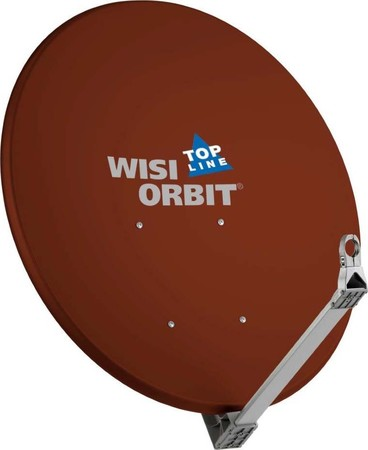 Wisi Offset-Antenne 1,0m rotbraun OA100I