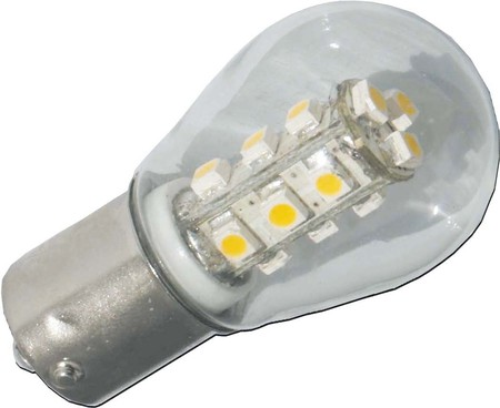 Scharnberger+Has. LED-Leuchtmittel BAY15d 1,6W ww 30130