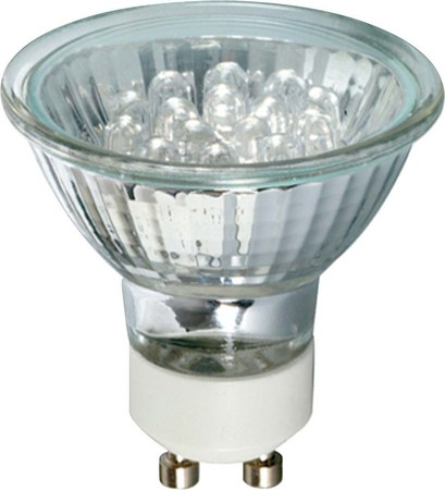 Scharnberger+Has. LED-Spot 230VAC 1,4W GU10 wws 36019