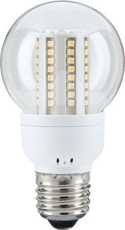 Scharnberger+Has. LED-Lampe 230V 3W E27 klar 39320