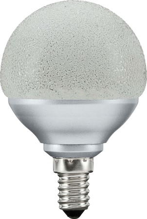 Scharnberger+Has. LED-Globelampe 230V 2,3W E14 Eiskr. 39338
