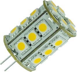 Scharnberger+Has. LED-Leuchtmittel SMD-Spot 3W GY6,35 wws 30210