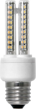 Scharnberger+Has. LED-Kompaktlampe 160SMD 37x115mm 33566