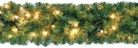 Scharnberger+Has. LED-Quick Fix Garland D=40x200cm 58521