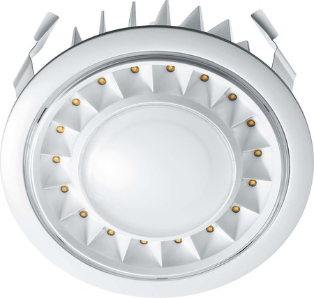 Steinel LED-Sensor-Downlight 22W 1400lm 3000K ww RSPRODL LED22WS