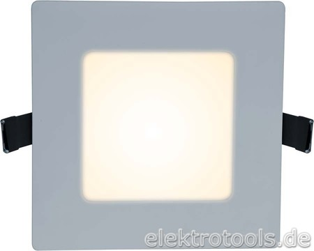 EVN Elektro LED Einbau Panel si 5W 3000K 93x93mm LP Q 093502