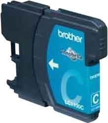 Brother LC LC1100C - Tintenpatrone Original - 5,5 ml