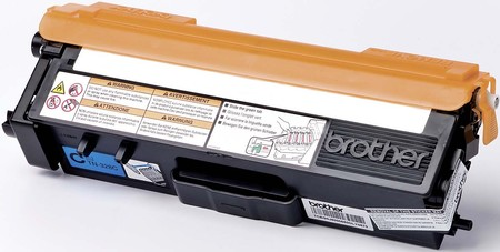 Brother TN-328C Lasertoner & Patrone - Tonereinheit Original - C