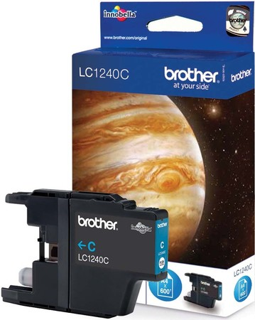 Brother LC1240C - Tintenpatrone Original