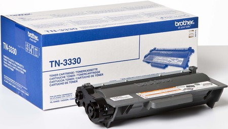 Brother TN-3330 Lasertoner & Patrone - Tonereinheit Original - S