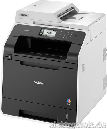 Brother DCP-L8400CDN Laser/LED-Druck Multifunktionsgerät - Farbi