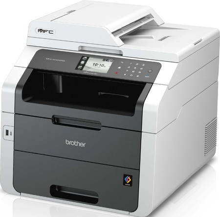Brother MFC-9342CDW Multifunktionsgerät Laser/LED-Druck Fax - Fa