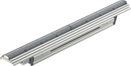 Philips Leuchte PLS LED-Wandfluter 4000 L609 BCS428 #61197499
