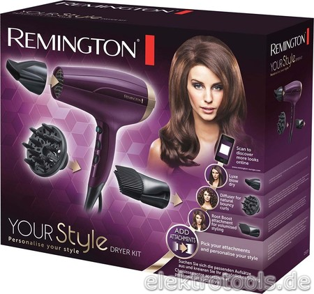 Remington REM Haartrockner Your Style D 5219