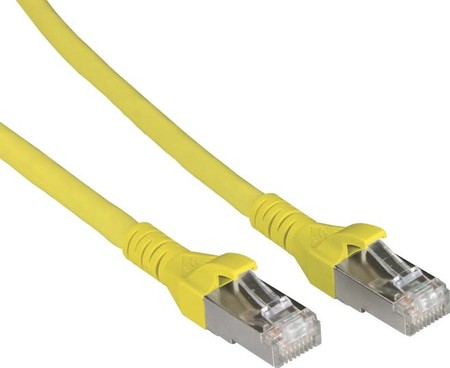 Metz Connect Patchkabel S/FTP ge 3,0m Cat.6A 1308453077-E