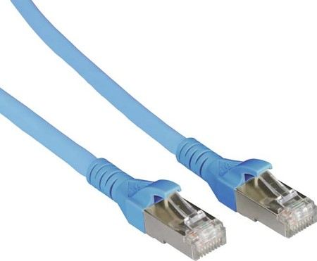 METZ CONNECT Cat.6A - Kabel - Netzwerk Patchkabel CAT 6a SFTP 7