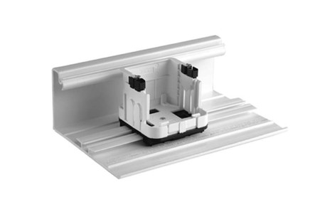 Telegärtner Universal Equpiment Mounting Set for Outlets with 1