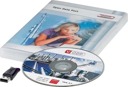 Phoenix Contact Software-Dongle AX ODP SERVER 15FU