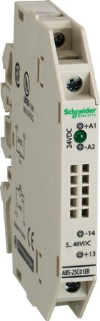 Schneider Electric Interfacemodul 2A 24-48VDC ABS2SC01EB