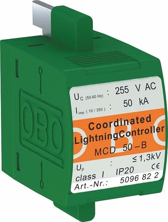 OBO Bettermann LightningController MCD 50-B 0