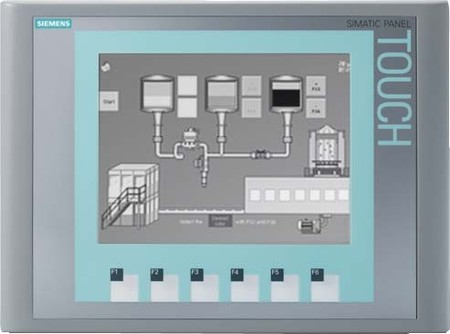 Siemens Indus.Sector Touch Screen 5,7 LCD Display 6AV6647-0AB11-