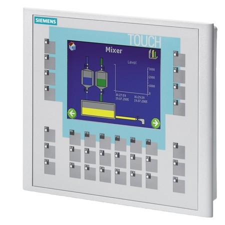 Siemens Indus.Sector Touch 10 Zoll 6AG1643-0CD01-4AX1