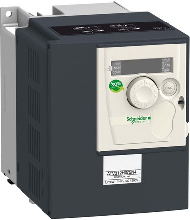 Schneider Electric Frequenzumrichter IP2x1,5kW 3x380-500V ATV312