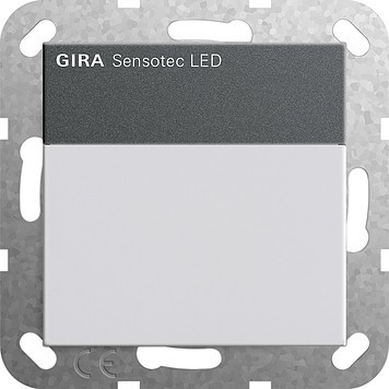 Gira Sensotec LED o.FB anthrazit 237828