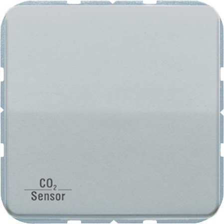 Jung KNX CO2-Sensor, RT-Regler Luftfeuchtesensor gr CO2 CD 2178