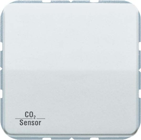 Jung KNX CO2-Sensor, RT-Regler Luftfeuchtesensor lg CO2 CD 2178