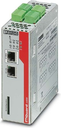 Phoenix Contact Router SD-Karten-Slot TXFL MGUARD RS4000TX