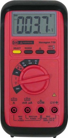 Fluke Digitalmultimeter Hexagon110rt
