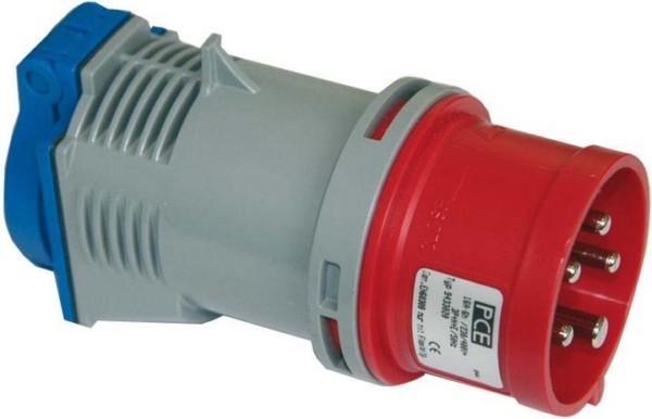 Bekannt Steidele-Stromvert. CEE-Adapter CEE 16 auf Schuko 13042 [13042 WY14