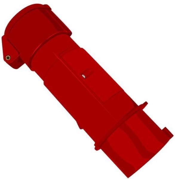 Hervorragend Steidele-Stromvert. CEE-Adapter CEE 32 auf CEE 16 SL 3038 [SL 3038 RT91